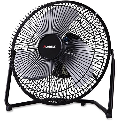 llr33982 - lorell 2-speed heavy metal fan