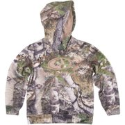Realtree and Boys Camo Performance Pullover Fleece Hoodie