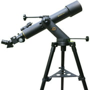 Cassini 720mm x 80mm Tracker Series Refractor Telescope, Black