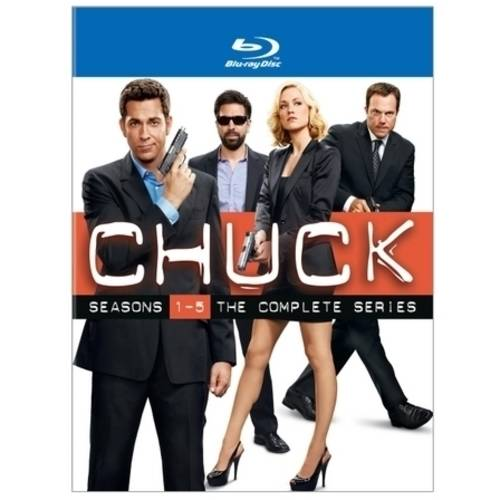 Chuck: The Complete Series (Collector's Edition) (Blu-ray) (Widescreen)