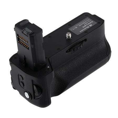 Powerextra VG-C2EM Battery Grip for Sony Alpha A7II/A7S II/A7R II Digital SLR Camera Work NP-FW50 Batteries