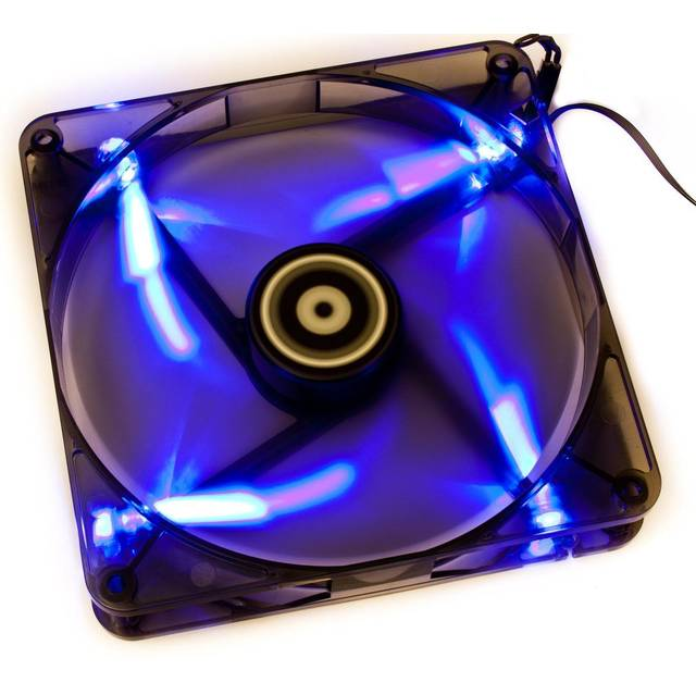 Bitfenix BFF-BLF-14025B-RP Spectre 140mm Blue Led Case Fan
