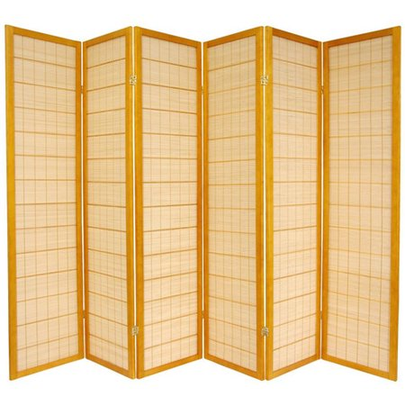 Oriental Furniture 72 39 39 X 84 39 39 Kimura Shoji 6 Panel Room