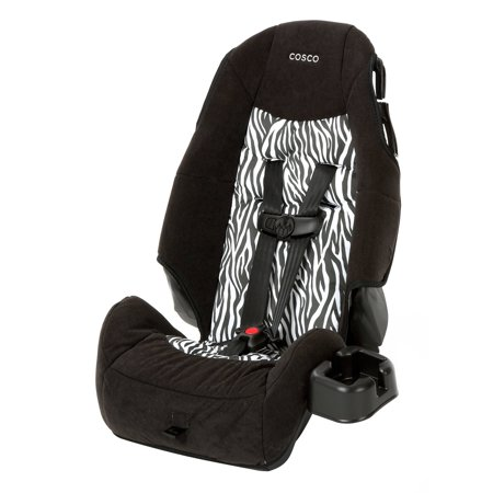 Cosco High-Back Booster Car Seat, Choose Your Pattern