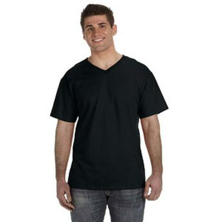 Fruit of the Loom Adult 5 oz. HD Cotton™ V-Neck T-Shirt