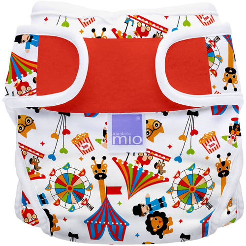 Bambino Mio Miosoft Diaper Cover, Pandamonium, (Choose Your Character)
