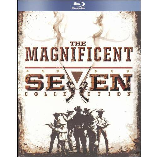 The Magnificent Seven Collection (Blu-ray)