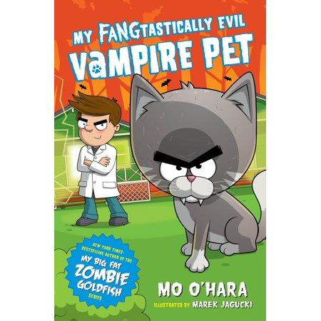 My Babysitter's A Vampire Halloween (My FANGtastically Evil Vampire)