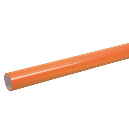 Fadeless Premium Glossy Paper Roll, Outrageous Orange, 48 Inches x 12 - Fadeless Paper