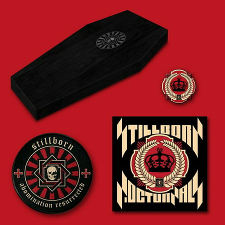Nocturnals - Coffin Box Set (CD) (Limited (The Black Parade Limited Edition Box Set)