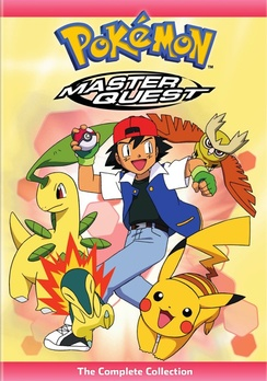 Pokemon Master Quest: The Complete Collection (DVD) by Warner Manufacturing