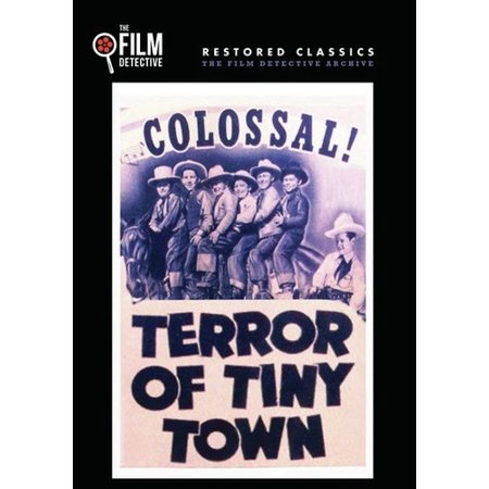 The Terror of Tiny Town (DVD)