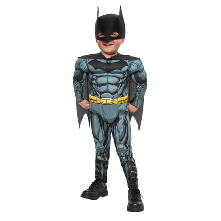 Rubies Batman Toddler Halloween Costume - Toddler Batman Halloween Costumes