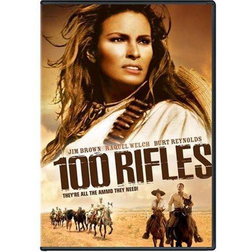 100 Rifles (Widescreen)