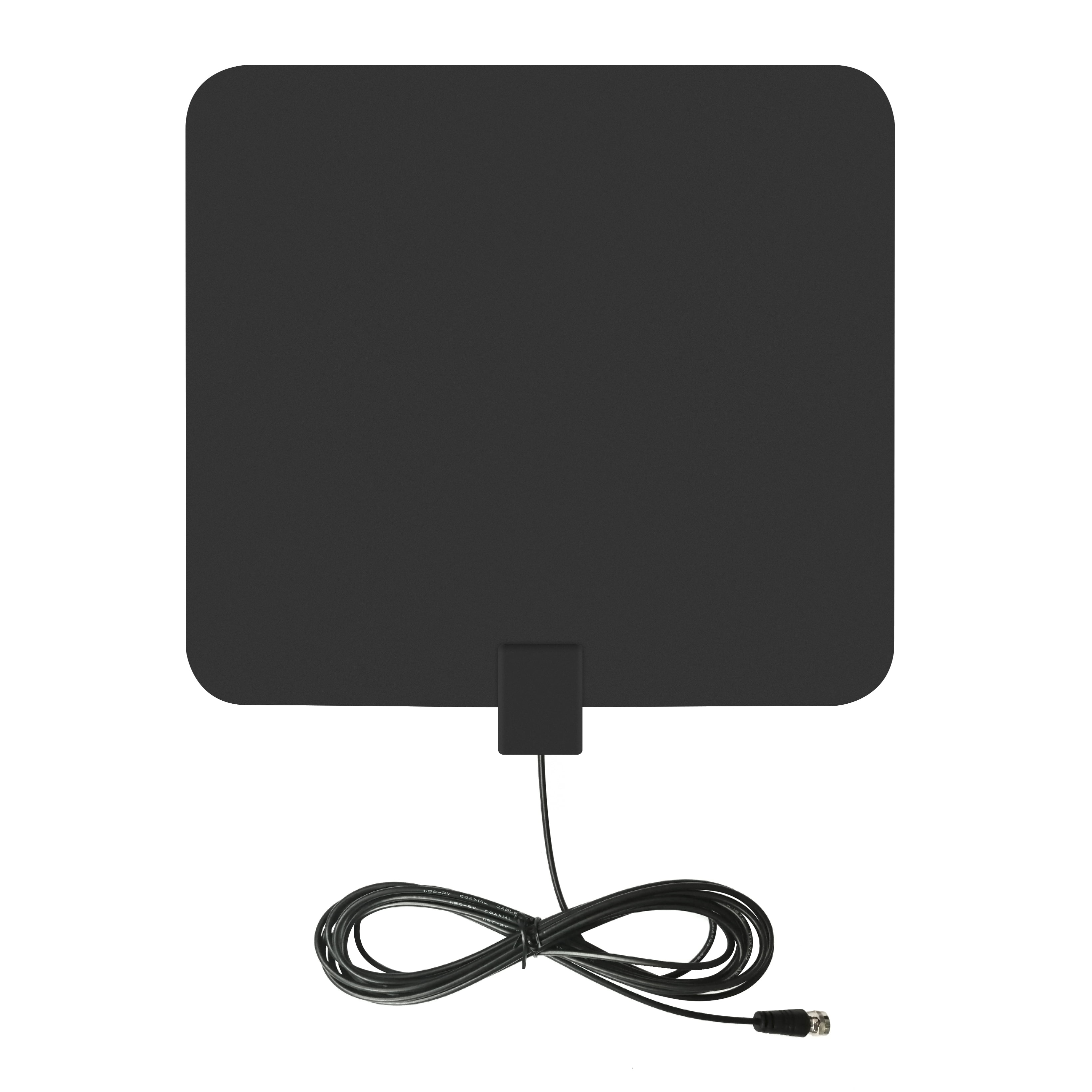 20ft Coaxial Cable Antenna TV Digital HD TV Antenna for Digital TV Indoor HDTV Antenna Amplified HD Digital TV Antenna Signals Up To 80 Miles Magic Stick TV Max HD Outdoor HD Antenna