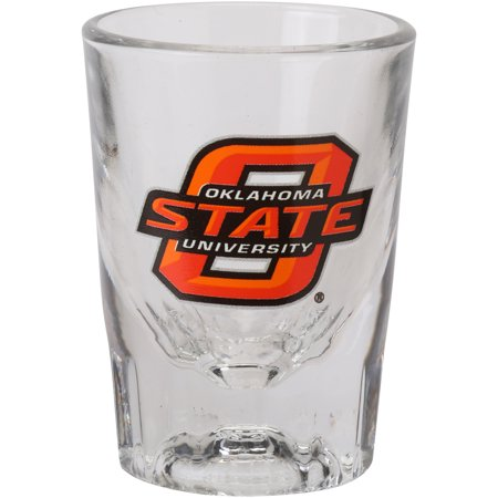 Oklahoma State Cowboys 2oz. Fluted Collector Shot Glass - No Size](Cowboy Boot Shot Glasses In Bulk)