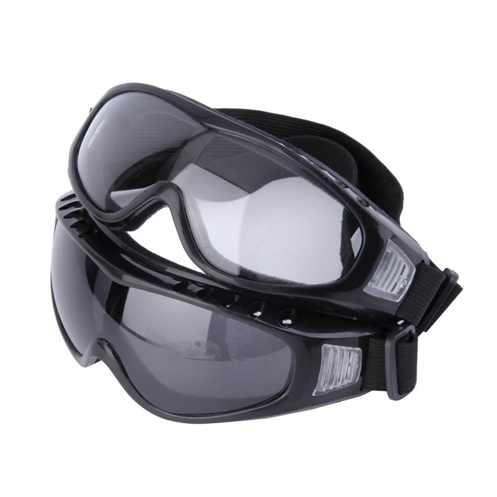 Snowboard Dustproof Sunglasses Ski Goggles Lens Frame Glasses Paintball by