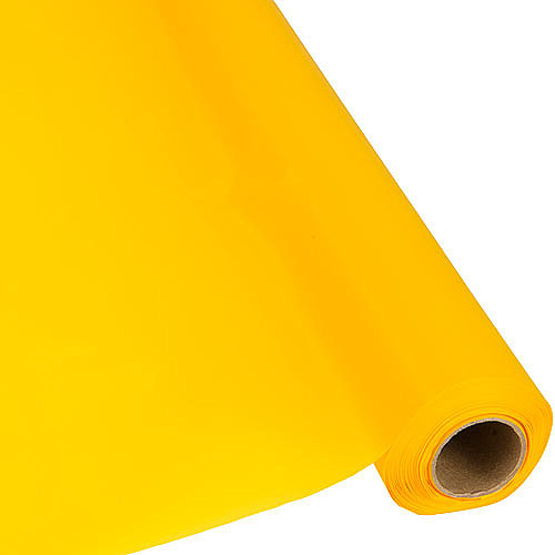Table Roll, School Bus Yellow, 300'