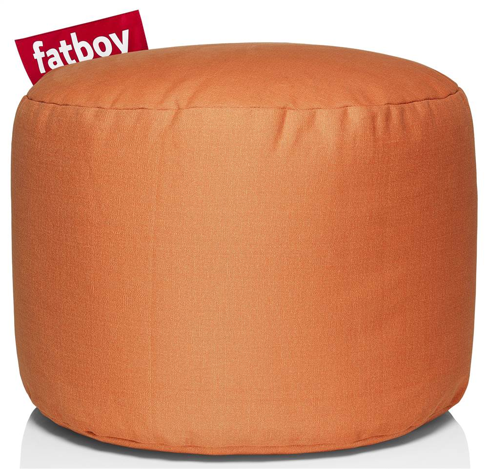 Point Bean Bag in Orange