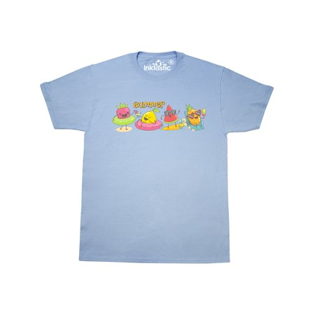 Kawaii Summer Fruit T-Shirt