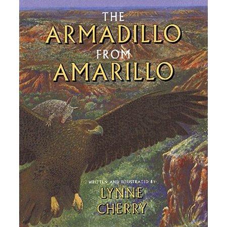 The Armadillo from Amarillo (Armadillo Recipe)