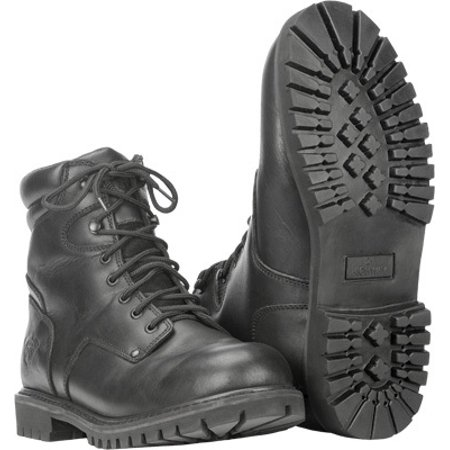 Highway 21 Rpm Mens Lace Up Boots Black 13