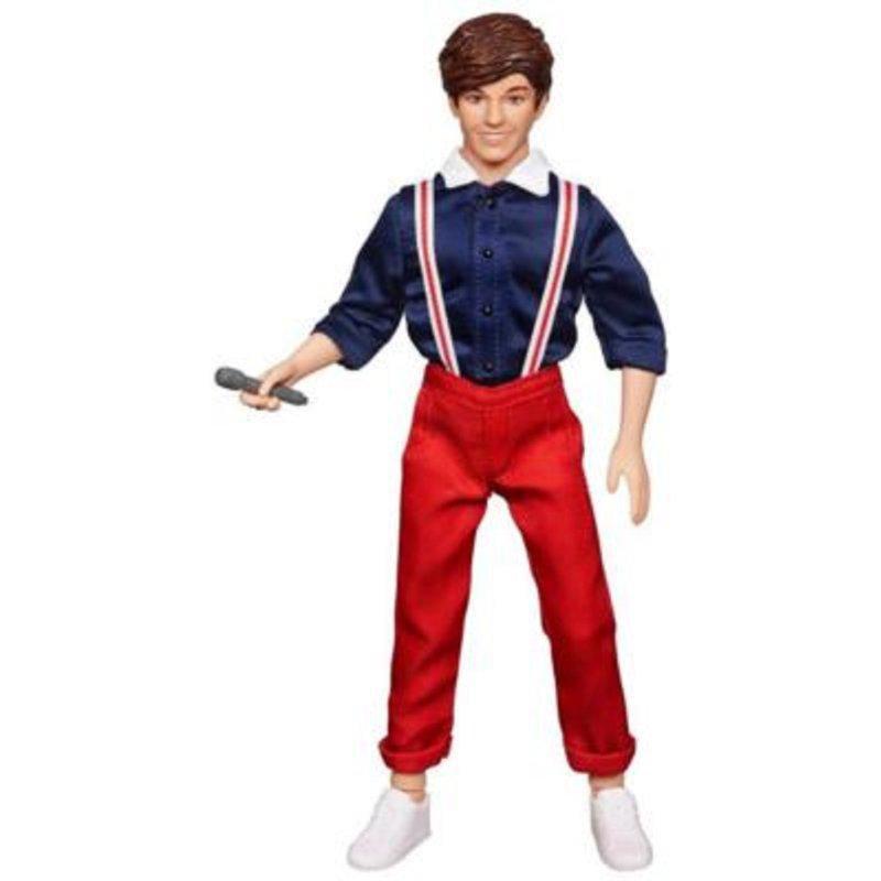 1D Singing Louis Doll