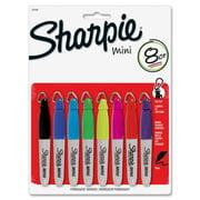 Sharpie, SAN35109PP, Mini Markers, 8 / Set