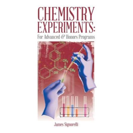 Chemistry Experiments: For Advanced & Honors Programs - image 1 de 1