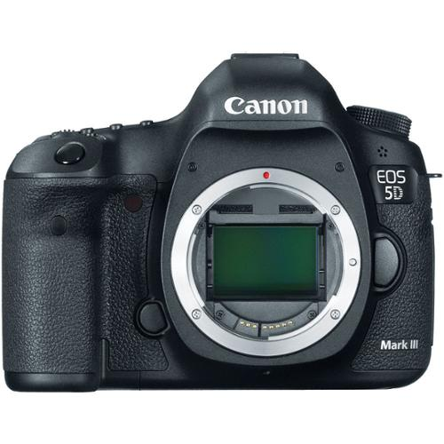 Canon EOS 5D Mark III (Body Only) 22.3-megapixel Digital Camera