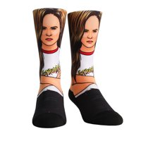 Official WWE Authentic Asuka Rock 'Em Socks Multi 10-13