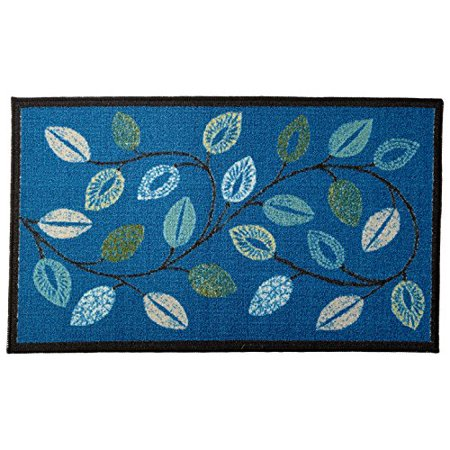 Waverly Fancy Free And Easy Leaflet Ocean Area Rug By Nourison