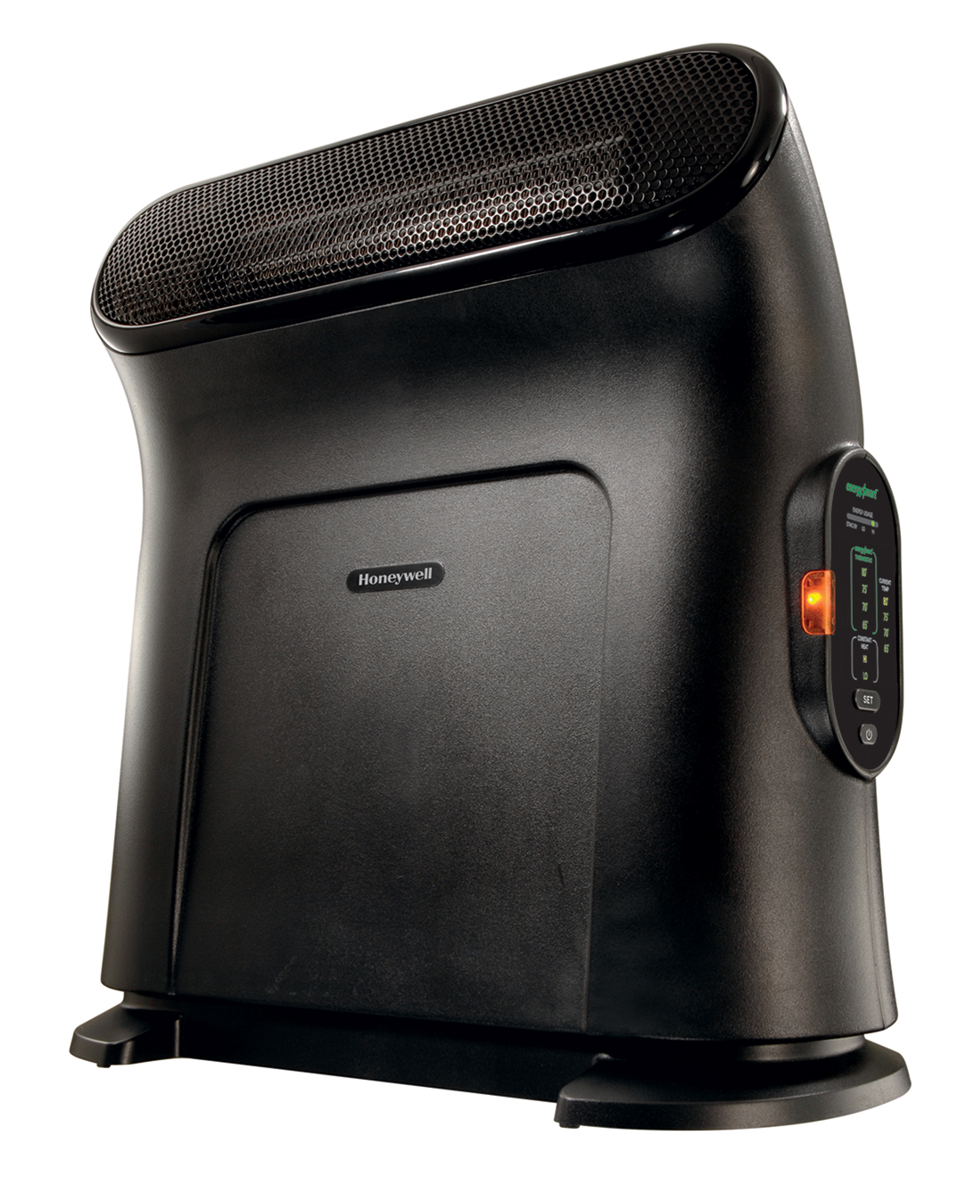 Honeywell Thermawave Electric Heater (Black)