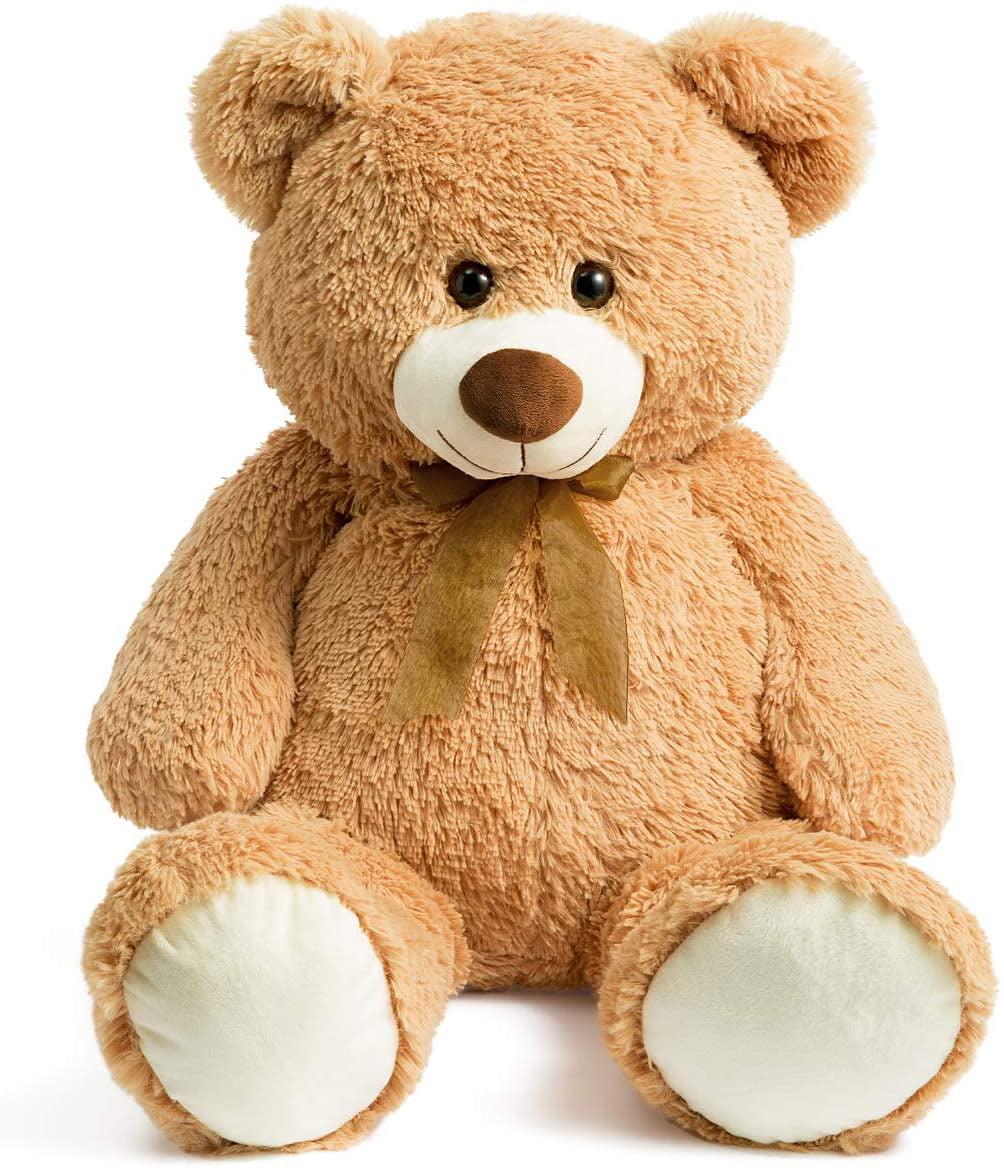 HollyHOME Teddy Bear Plush Giant Teddy Bears Stuffed Animals Teddy Bear Love 36 inch - Walmart.com - Walmart.com