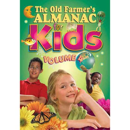 The Old Farmer's Almanac for Kids, Volume 4 - History Of Halloween Fun Facts