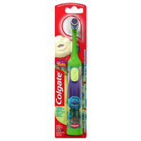 Colgate Kids Battery Powered Toothbrush, Trolls