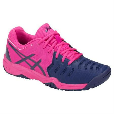 ASICS - Asics Gel Resolution 7 GS Junior Tennis Shoe Size  2.5 - Walmart.com ea20c7e389b
