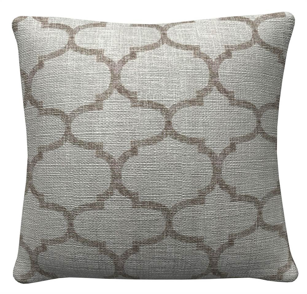 Pillow in Silver - Set of 2