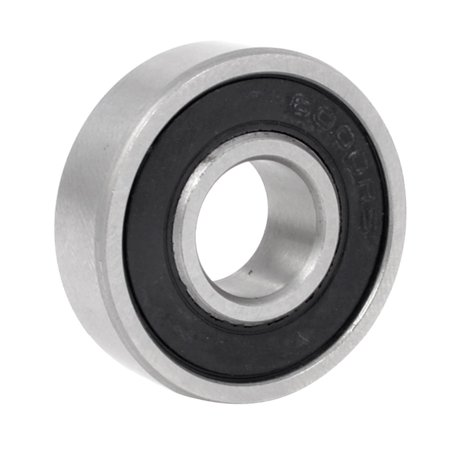 Unique Bargains 10mm x 26mm x 8mm Roller Skating Deep Groove Ball Wheel Bearing - Grooved Roller