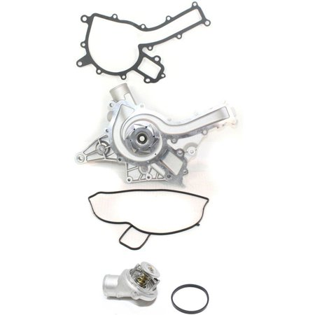 NEW WATER PUMP ASSEMBLY FITS 1998-2005 MERCEDES-BENZ
