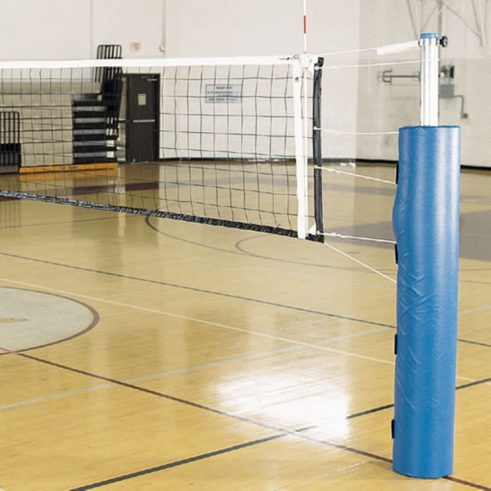 Complete Pro Power Steel Volleyball System