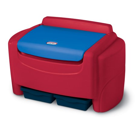 Little Tikes Sort 'n Store Toy Chest- Primary