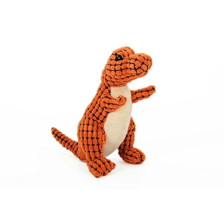 The Original T Rex Dinosaur Safari Plush Natural Dog Toys