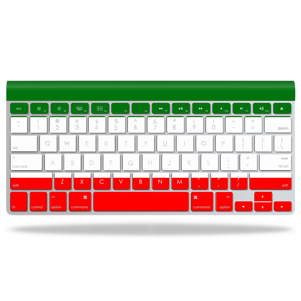 MightySkins Skin For Apple Wireless Keyboard, Keyboard   Protective, Durable, and Unique Vinyl Decal wrap cover Easy To Apply, Remove, Change Styles Made in the USA