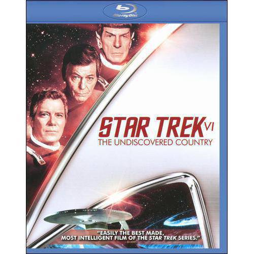 Star Trek VI: The Undiscovered Country (Blu-ray) (Widescreen)