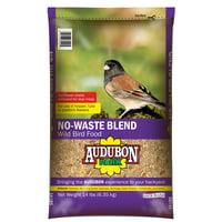 Audubon Park No-Waste Blend Wild Bird Food, 14 lb, Bag