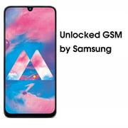 SAMSUNG Galaxy M30 M305M, 64GB, GSM Unlocked Dual SIM – Black