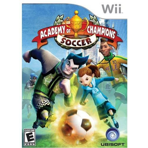 Academy of Champions Soccer - Wii