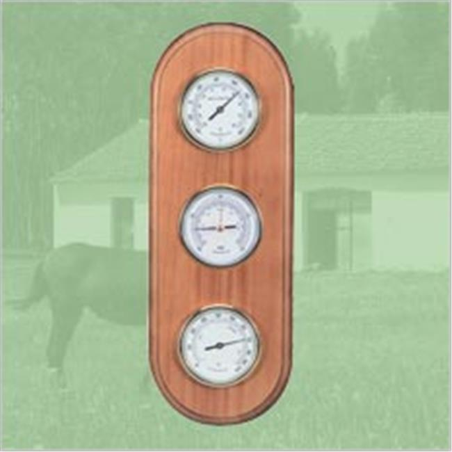 Chaney 01523 Acu-Rite Weather Station - Tahoe Oak Finish