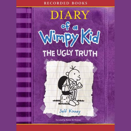 Diary of a Wimpy Kid: The Ugly Truth - Audiobook